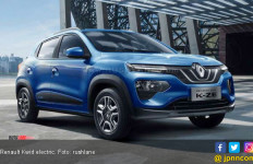 Renault Kwid Listrik Bersiap Menghadang Suzuki Wagon R Listrik - JPNN.com