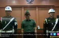 Prada DP Pemutilasi Pacar Minta Keringanan Hukuman - JPNN.com