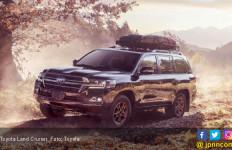 Toyota Bakal Menyudahi Penjualan Land Cruiser Mulai Tahun Depan - JPNN.com