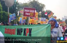 Hadiri Aksi, Ketum PBNU Desak Presiden Pilih Capim KPK yang Tak Terikat Masa Lalu - JPNN.com