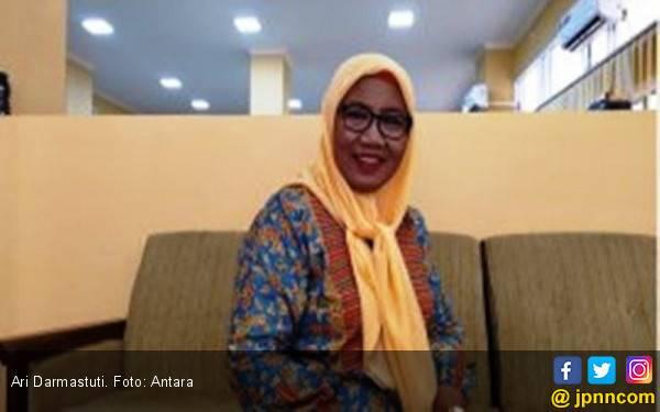 Ari Darmastuti Usul Pemindahan Ibu Kota Dikaji Ulang dari 3 Aspek - JPNN.com