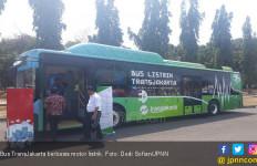 Menhub Dorong Angkutan Umum Berbasis Listrik Segera Memenuhi Jalanan Jakarta - JPNN.com