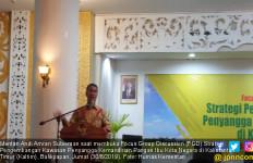Mentan Amran Siapkan Strategi agar Ibu Kota Baru Mandiri Pangan - JPNN.com
