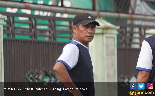 Gurning Mundur dari Tim, Manajemen PSMS Medan Kelimpungan - JPNN.com