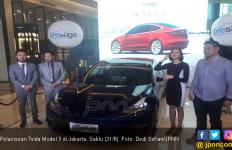 Tesla Model 3 Resmi Mengaspal di Indonesia, Harga Rp 1,5 Miliar - JPNN.com