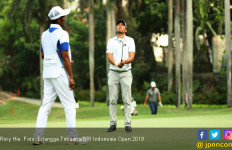 5 Pegolf Merah Putih Lolos Cut Off BRI Indonesia Open 2019 - JPNN.com