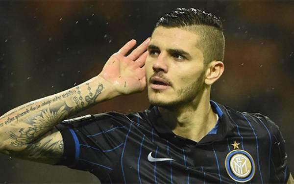 Ditendang dari Grup WhatsApp, Mauro Icardi Tuntut Inter Milan Rp 23 Miliar - JPNN.com