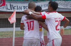 Taklukkan Persija, Perseru Badak Lampung FC Keluar dari Zona Degradasi - JPNN.com
