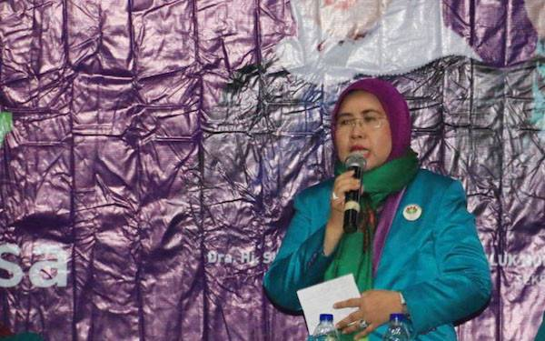 Siti Mukaromah Prioritaskan Kemajuan Perempuan Bangsa - JPNN.com