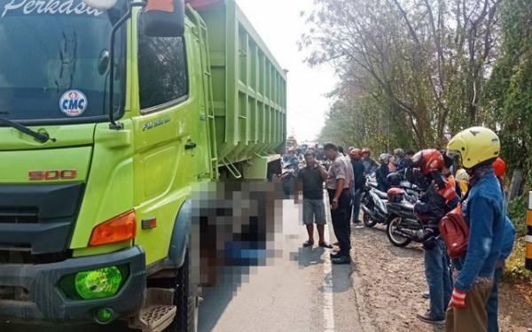Hasunah Meninggal di Kolong Truk, Madiyas Selamat - JPNN.com