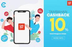 Kolaborasi LinkAja dan Cashbac Beri Keuntungan Double - JPNN.com