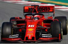 Hasil F1 Belgia 2019: Charles Leclerc Menyudahi Puasa Kemenangan Ferrari - JPNN.com