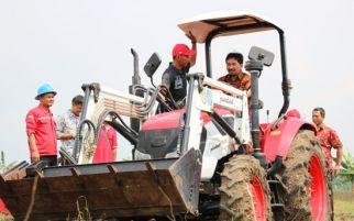 Mukomuko Kembali Terima Bantuan 18 Unit Alsintan