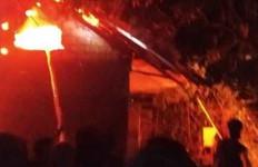 Empat Rumah di Bogor Terbakar - JPNN.com