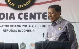 Wiranto Sebut Karhutla di Riau Tidak Separah yang Dikabarkan Media - JPNN.com