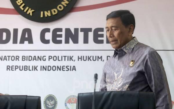 Cerita Pak Wiranto soal Eksodus Ratusan Mahasiswa Papua - JPNN.com