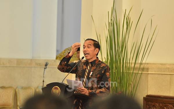Pernyataan Terbaru Jokowi soal Penyusunan Kabinet, Tegas - JPNN.com