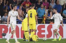 Villarreal 2-2 Real Madrid: Gareth Bale Sama Nakalnya dengan Cristiano Ronaldo - JPNN.com