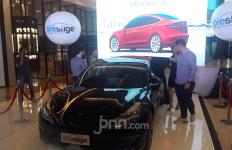 Penjualan Mobil Listrik di Norwegia Melambung, Tesla Model 3 Paling Laris - JPNN.com