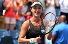 Si Manis Wang Qiang Hancurkan Peringkat 2 Dunia di 16 Besar US Open - JPNN.com