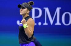 Muda, Ayu, dan Bikin Gemas, Bianca Andreescu Tembus 8 Besar US Open 2019 - JPNN.com