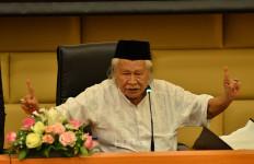 Diskusi Pemindahan Ibu Kota, Ridwan Saidi Ejek Skill Bahasa Inggris Jokowi - JPNN.com