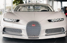 Gaya Hidup ala Sultan, Rapper Boyong Bugatti Chiron Satu-Satunya di Dunia - JPNN.com