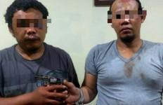 Todong Kepala Korban Pakai Pistol Mainan, Polisi Gadungan Jadi Kayak Begini - JPNN.com