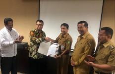 PT PP Infrastruktur Bangun SPAM Lintas Kota Pekanbaru dan Kabupaten Kampar - JPNN.com