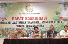 Kementan dan Pemprov Sumut Yakin Mampu Tingkatkan Luas Tambah Tanam Padi - JPNN.com