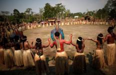Doa Suku Shanenawa Saat Amazon Terus Membara - JPNN.com