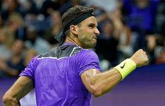 192 Menit! Grigor Dimitrov Taklukkan Roger Federer di 8 Besar US Open 2019 - JPNN.com