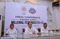 KAGAMA Sumut Bakal Gelar Millenial Fest Industri 4.0 - JPNN.com