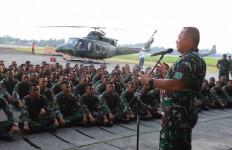 Tentara Langit Dapat Pengarahan Jelang Terjun di Jayapura dan Wamena - JPNN.com