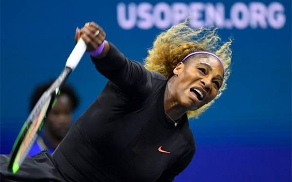 Hebat! Sudah 100 Kali Serena Williams Menang di US Open - JPNN.com
