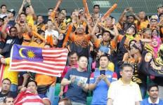 Timnas Indonesia vs Malaysia: Sekjen FAM Sebut Suporter Harimau Malaya Hanya Sebegini - JPNN.com