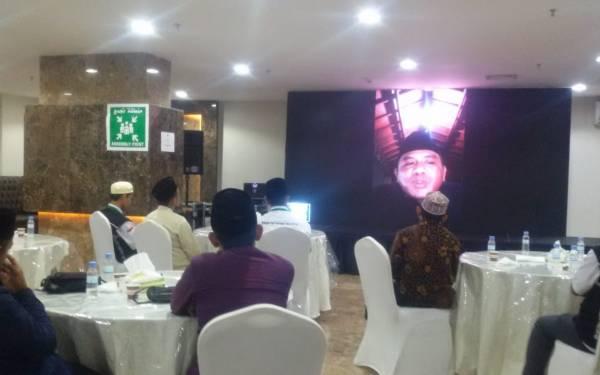 Seperti ini Seruan Gus Syauqi dalam Konferensi III Mahasiswa Muslim di Arab - JPNN.com