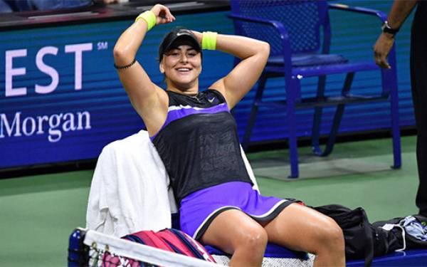Bianca Andreescu jadi Cewek Pertama dari Kanada yang Lolos ke Final US Open - JPNN.com