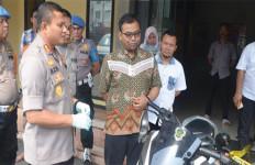 Remaja 17 Tahun Jadi Kapten Komplotan Curanmor, 300 Motor Berhasil Digasak - JPNN.com