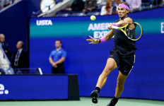 Nadal Butuh Waktu 2 Jam 35 Menit Untuk Mengukir Final Kelima di US Open - JPNN.com