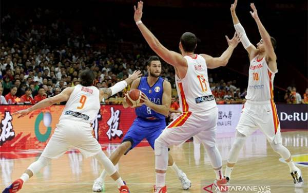 4 Negara Sudah Punya Tiket 8 Besar Piala Dunia FIBA 2019 - JPNN.com