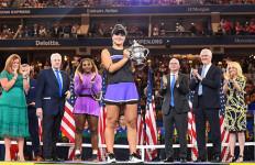 Bianca Andreescu, Cantik, 19 Tahun, Juara US Open 2019 - JPNN.com