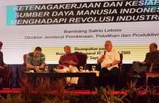 Tiga Langkah Strategis Pemerintah Menyiapkan Tenaga Kerja di Era Revolusi 4.0 - JPNN.com