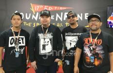 Keren, Seringai Tampilkan Marching Band di Soundrenaline 2019 - JPNN.com