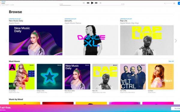 Apple Rilis Music Player Versi Web, Ini Detailnya - JPNN.com
