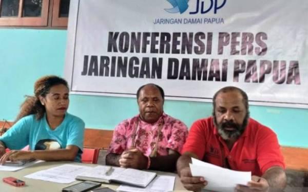 Pernyataan Sikap Jaringan Damai Papua - JPNN.com