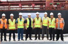 Bea Cukai Bantu Ekspor CPO dari Pelabuhan Kuala Tanjung Multipurpose Terminal - JPNN.com