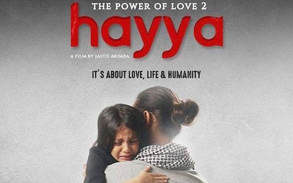 Hayya The Power of Love, Pesan Kemanusiaan dari Tanah Palestina - JPNN.com