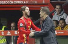 Sergio Ramos Menyamai Rekor Iker Casillas - JPNN.com