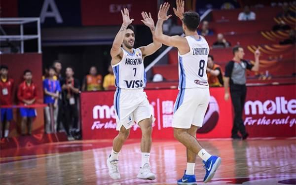 Argentina jadi Negara Pertama yang Tembus Semifinal Piala Dunia FIBA 2019 - JPNN.com